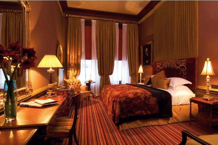 The merchant hotel belfast ireland travel de la creme for Home decor northern ireland