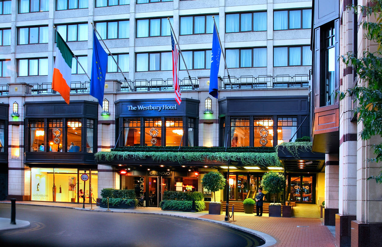 Hotels Near Grafton Street